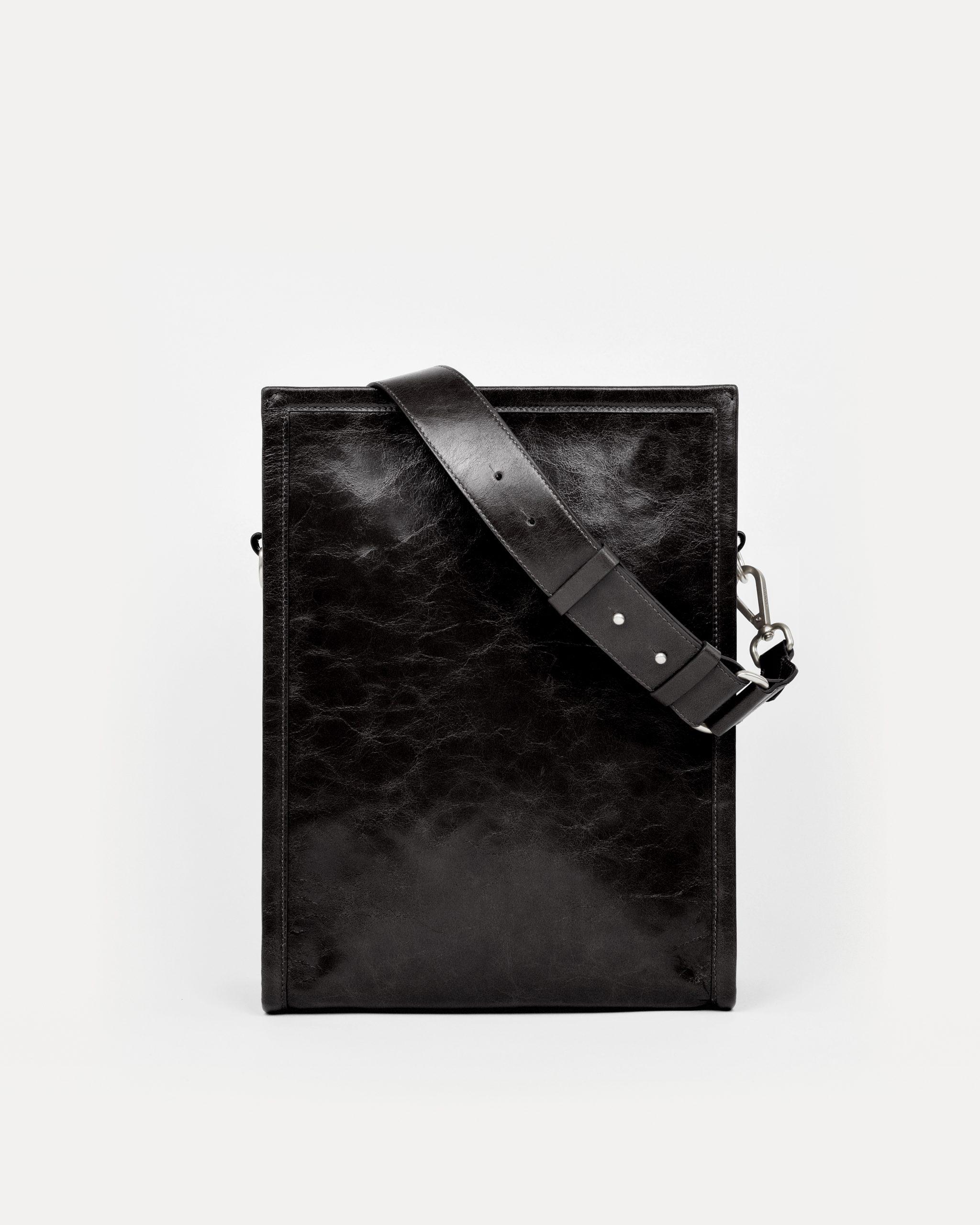 miuur amura tote bag black