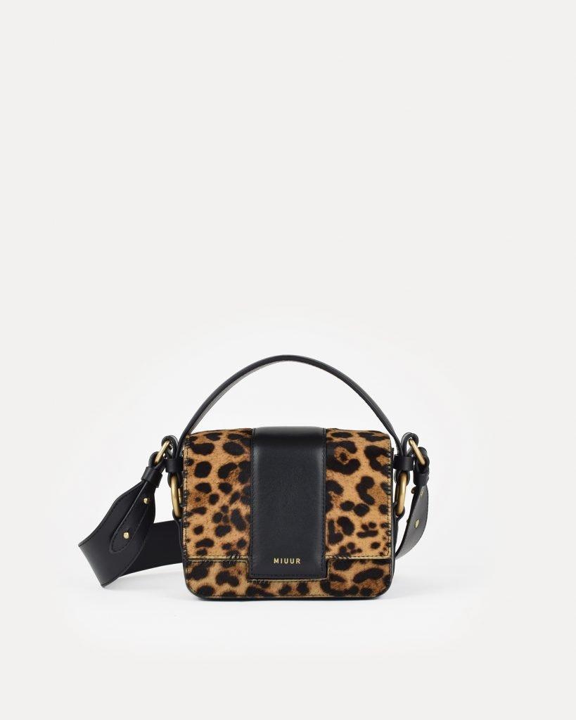 miuur m handbag leopard