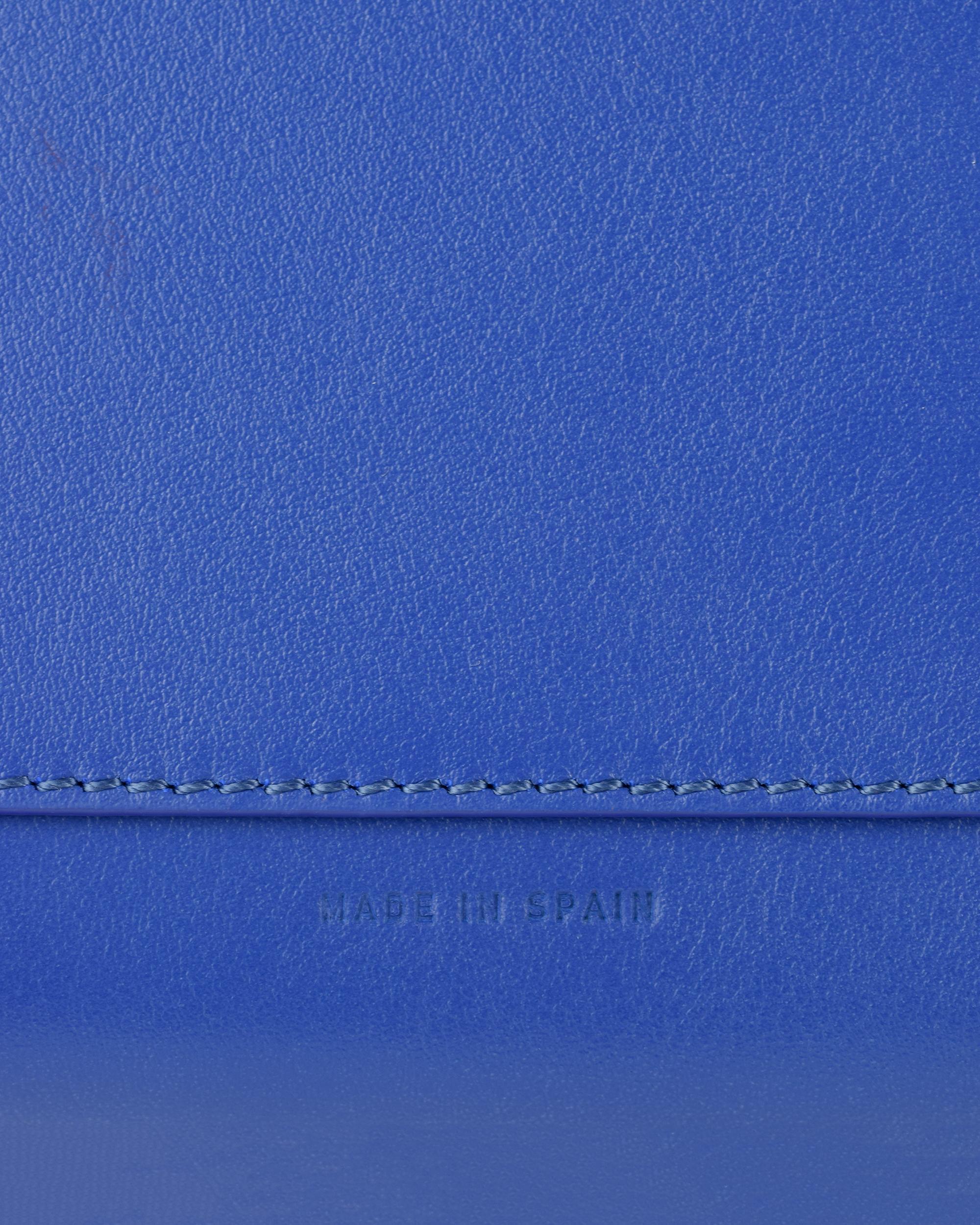 miuur paquito minibag cobalt blue