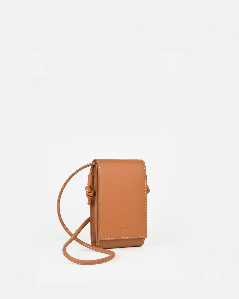 miuur paquito minibag havana brown