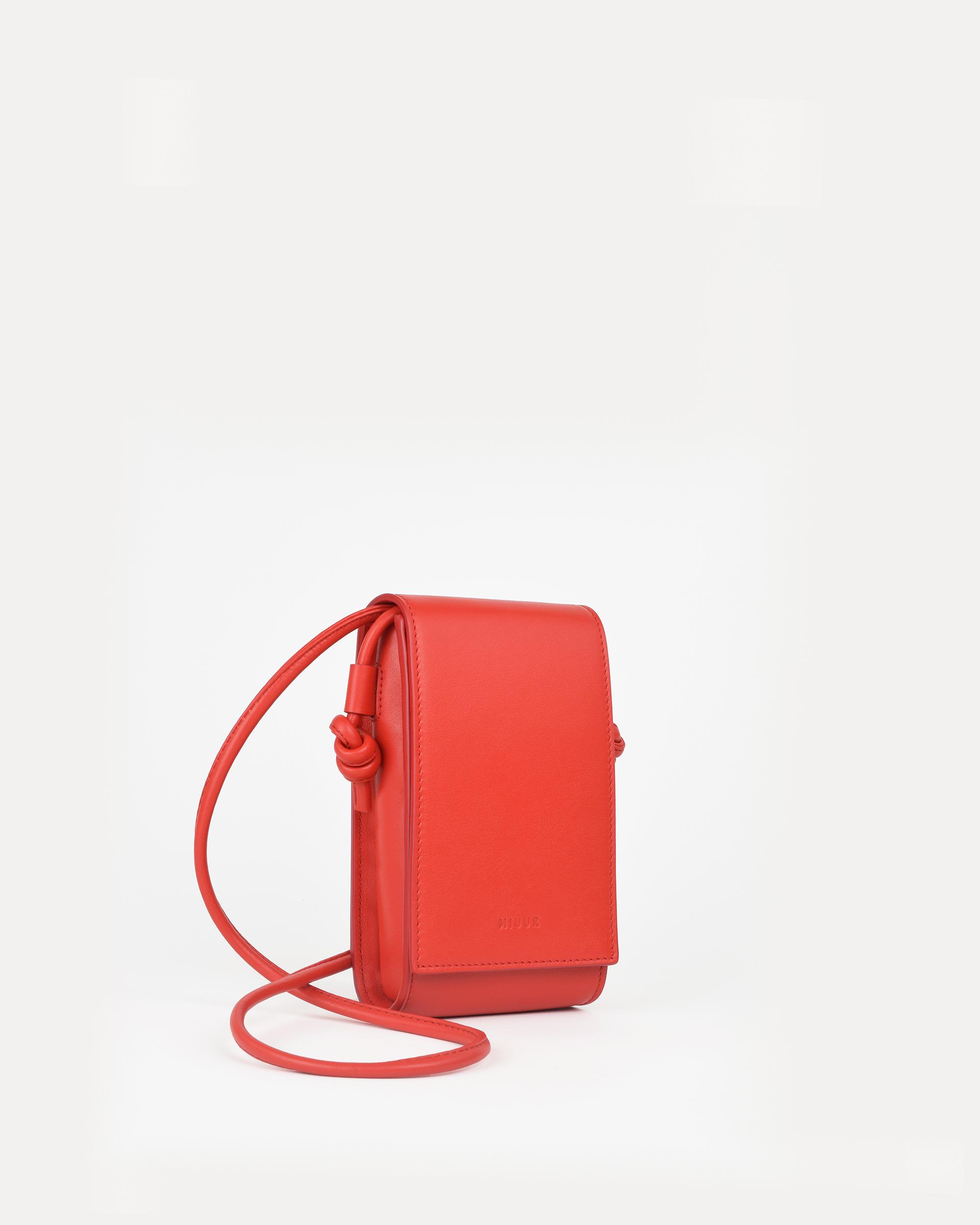 miuur paquito minibag parrot red