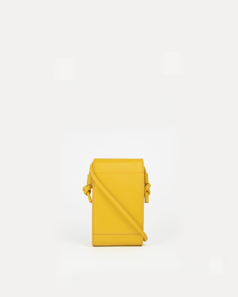 miuur paquito minibag yellow