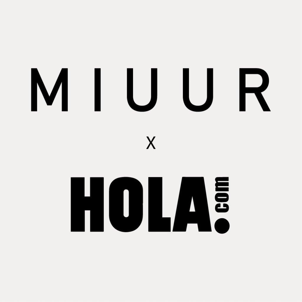 MIUUR X HOLA